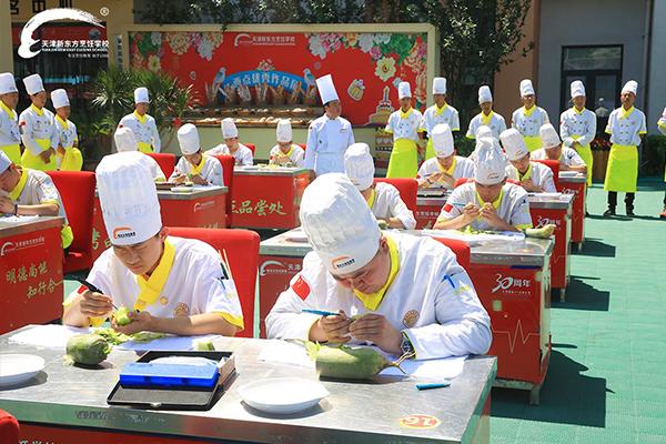 天津新东方雕刻阶段考核