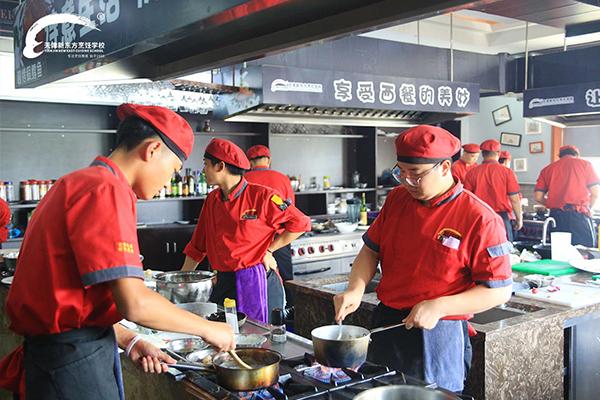 天津新东方西餐热菜考核