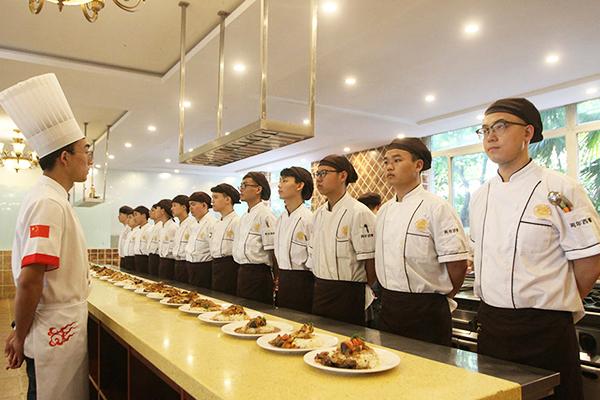 天津当西餐厨师有没有前途