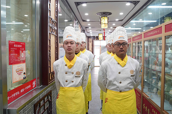 天津新东方热菜考核